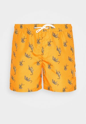 JWHMALIBU JJSWIM ANIMAL - Swimming shorts - flame orange