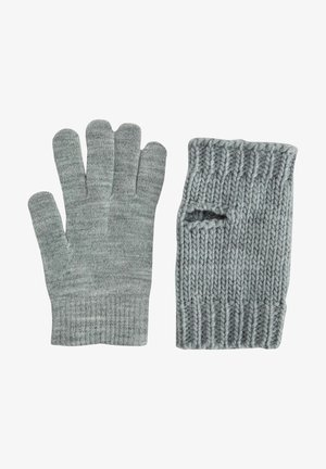 Gloves - silver
