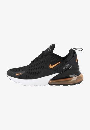 Sneakers - black-total orange-smoke grey-white