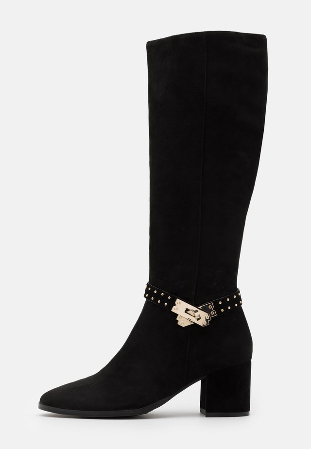 MID LOCK BLVD - Boots - black
