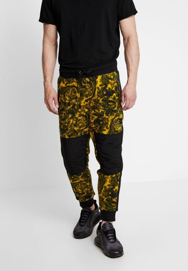 RAGE CLASSIC PANT - Pantalones deportivos - leopard yellow