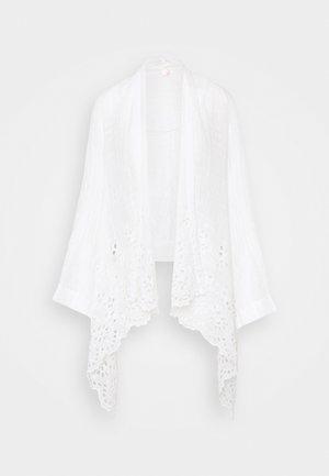 AMAIRA KIMONO - Kevyt takki - white