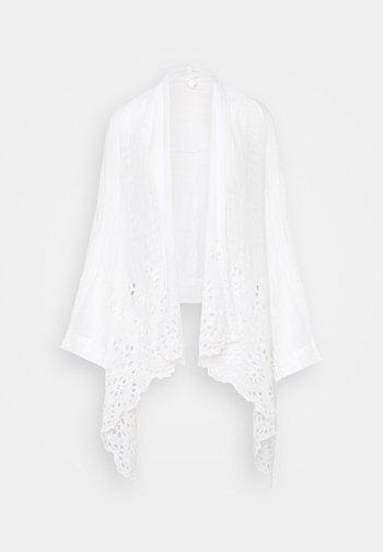 AMAIRA KIMONO - Veste légère - white