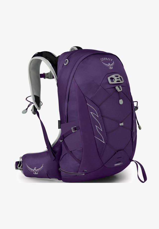 TEMPEST - Sac à dos - violac purple