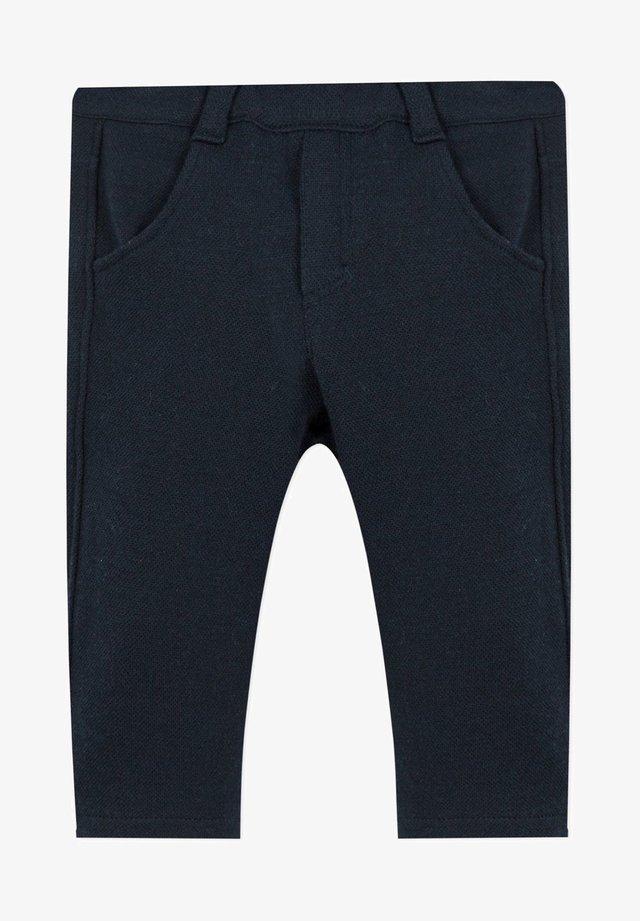 Pantalon classique - marine blue