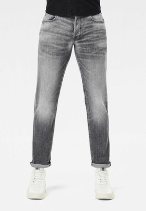 3301 SLIM - Slim fit jeans - grey denim