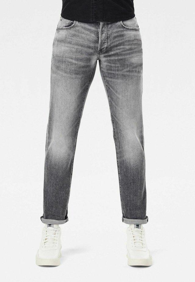 3301 SLIM - Slim fit jeans - grey denim