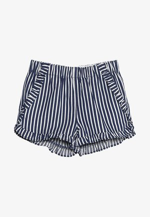 STRIPED ELSA - Shorts - blue