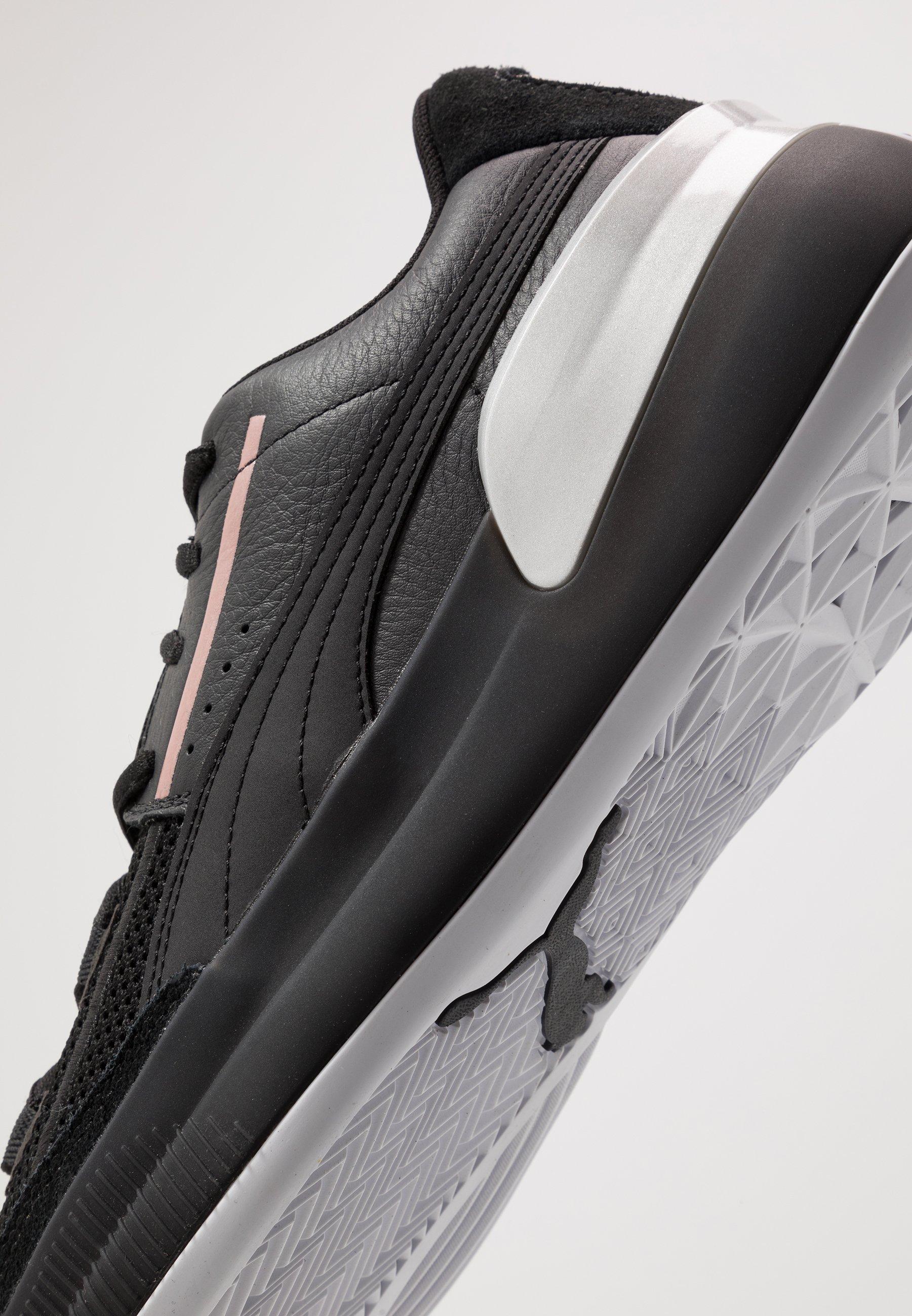 Men CLYDE HARDWOOD METALLIC - Basketball shoes