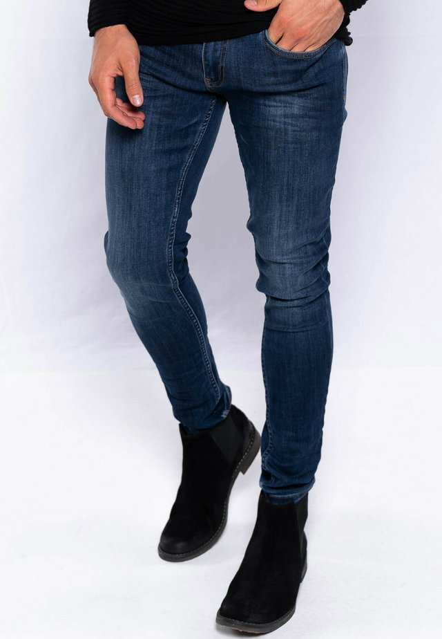 BENJAMIN  - Slim fit jeans - blue denim