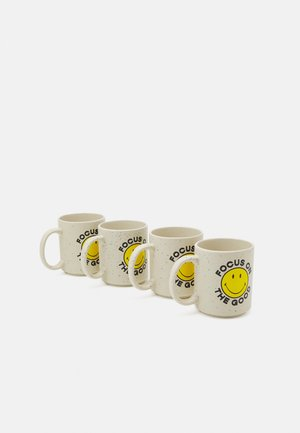 DAILY MUG 4 PACK UNISEX - Other accessories - white