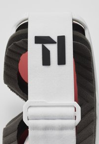 Flaxta - PLENTY - Gogle narciarskie - white - 3