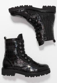 Gabor - Platform ankle boots - schwarz - 3