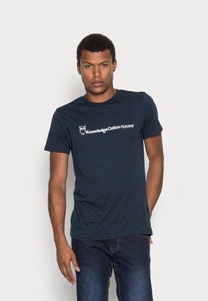 TEE - Print T-shirt - total eclipse