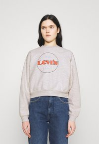 Levi's® - VINTAGE CREW - Sweatshirt - heather gray - 0