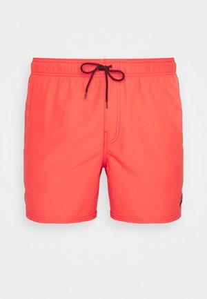VOLLEY - Swimming shorts - cayenne
