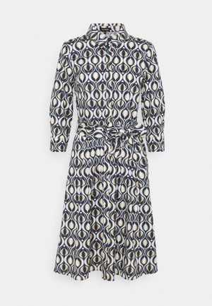 DRESS  - Shirt dress - multi-coloured
