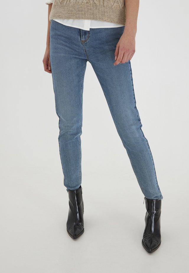 Jeans slim fit - ligth blue denim