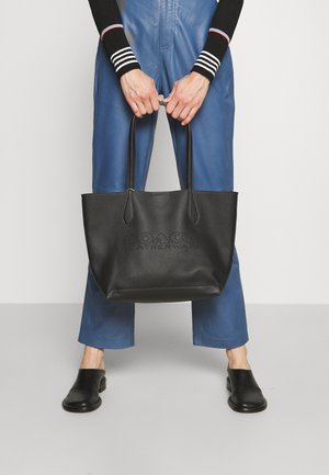 PENN TOTE - Handbag - black