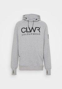 COLOURWEAR - BOWL HOOD - Sweater - grey - 5