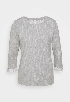 Maglietta a manica lunga - light grey