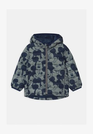 TODDLER BOY PUFFER - Winterjas - heather grey