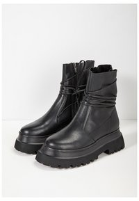 Inuovo - Ankle boots - black blk - 2