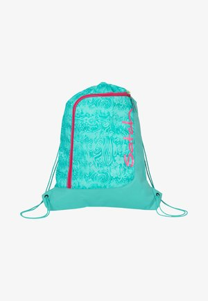 SPORTBEUTEL TURNBEUTEL - Drawstring sports bag - turquoise