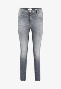 CLOSED - SKINNY PUSHER - Jeansy Skinny Fit - grey - 0