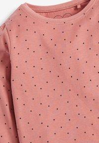 Next - 6 PACK - Long sleeved top - brown - 8