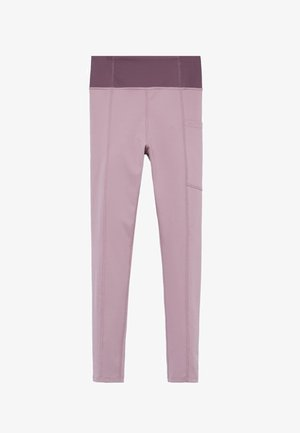 GARBO - Leggings - Trousers - lavendel