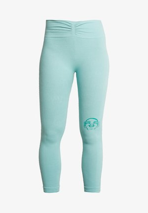 SHANTI - Leggings - celadon