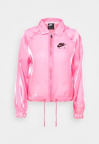 Nike Sportswear - AIR SHEEN - Summer jacket - pink glow/black - 3