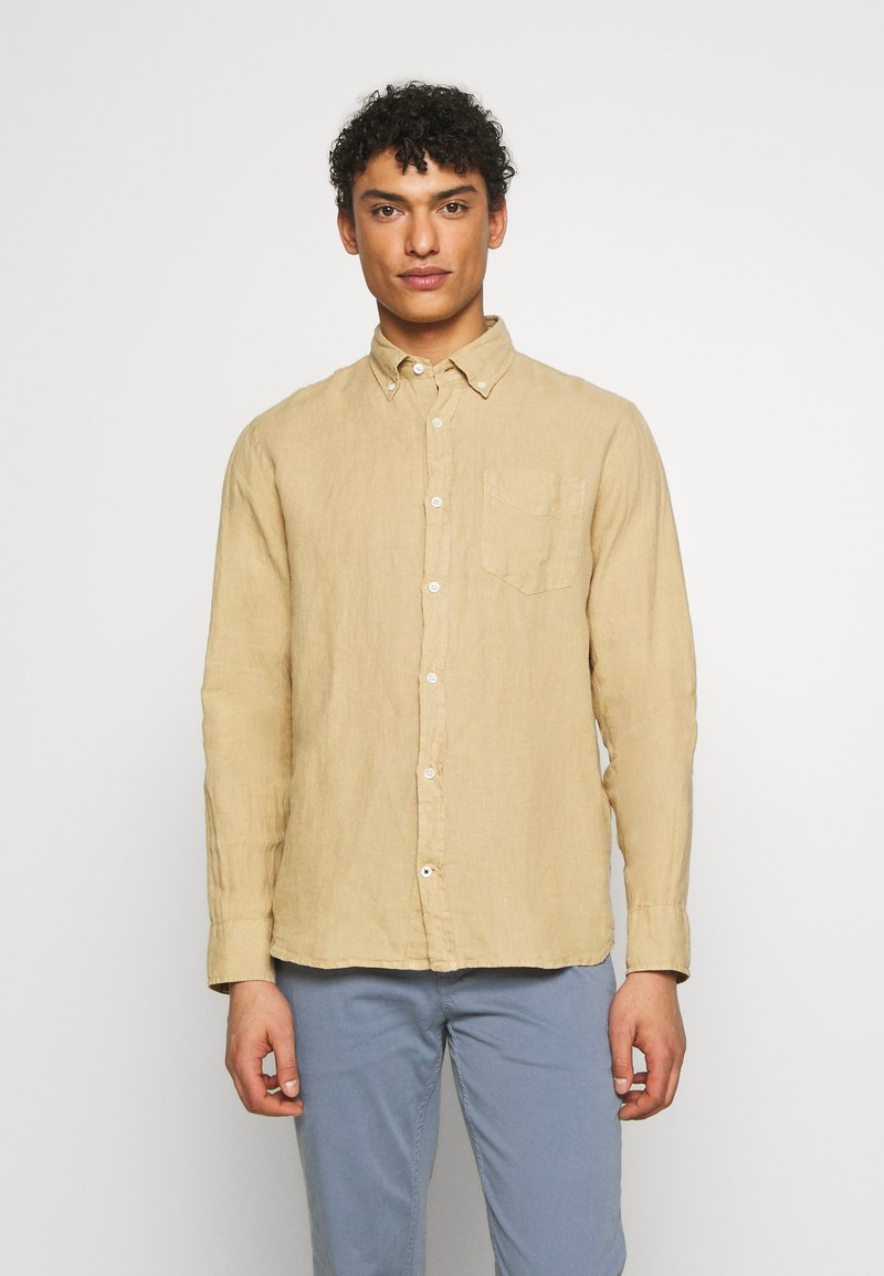 NN07 - LEVON  - Shirt - sable khaki