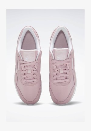 CLASSIC NYLON SHOES - Matalavartiset tennarit - pink