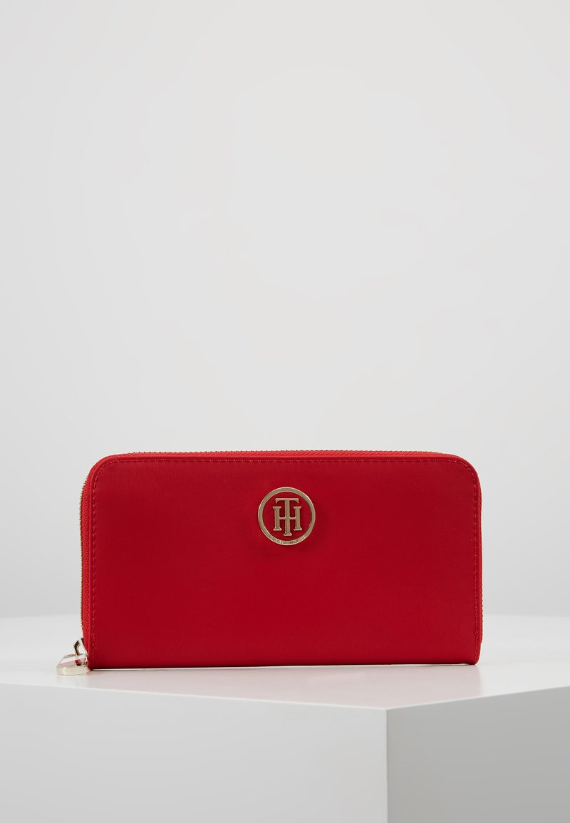 Tommy Hilfiger - POPPY SOLID - Wallet - red
