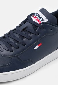 Tommy Jeans - ESSENTIAL CUPSOLE - Trainers - twilight navy - 5