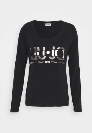 MODA - Long sleeved top - nero