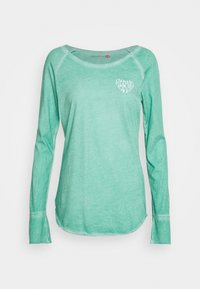 Yogasearcher - KARANI - Long sleeved top - celadon - 3