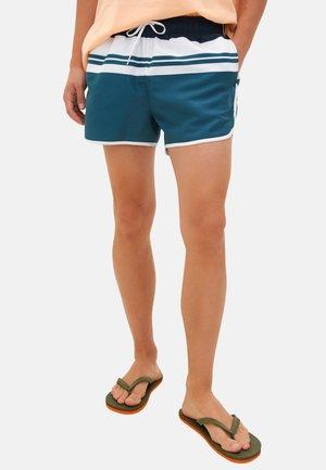 Swimming shorts - navy printed
