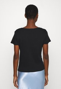 Madewell - ATOBOY TEE IN EASY - T-shirt con stampa - true black - 2