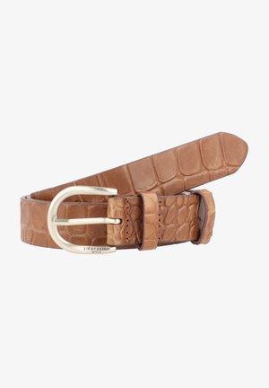 Belt - walnut