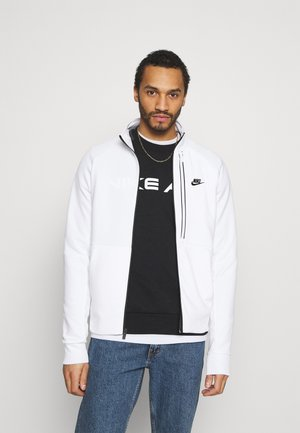 TRIBUTE - Training jacket - white/black