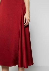 Filippa K - CALLIE DRESS - Koktejlové šaty/ šaty na párty - pure red - 6