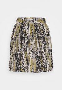 VILA PETITE - VIJEMO SKIRT - Mini skirt - birch - 1