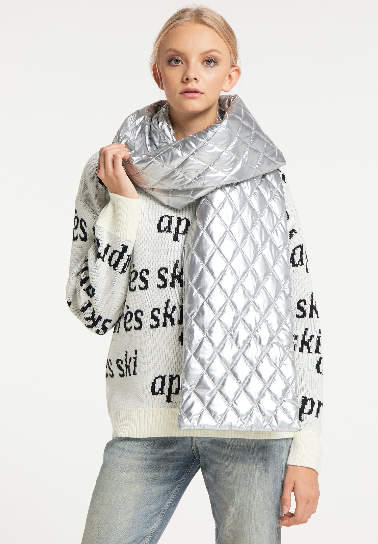 Mujer Bufanda