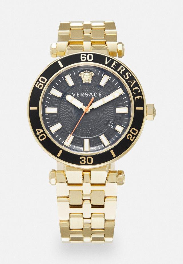 GRECA - Horloge - gold-coloured/black
