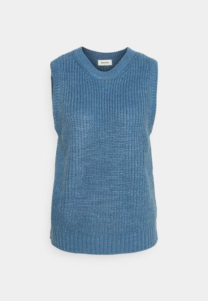 TIMME  - Strikkegenser - chambray blue