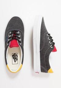Vans - ERA 59 - Skate shoes - black/true white - 1