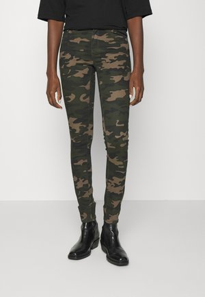 ONLNINE ESTER PANTS - Pantalones - peat